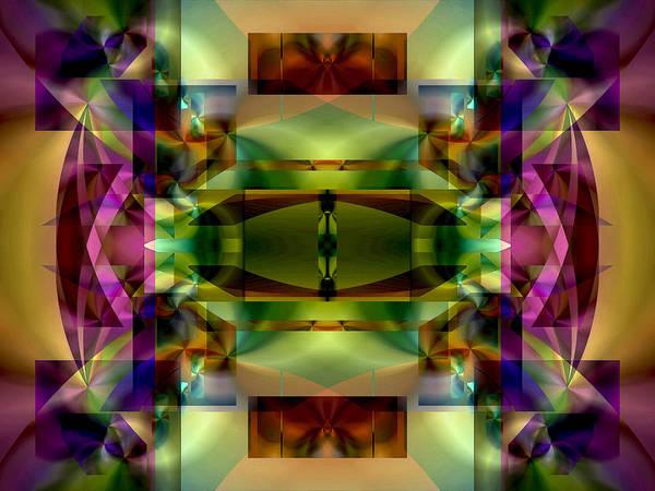 Color Genesis 1 Art Print
