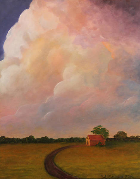 Janet Greer Sammons - Color Storm