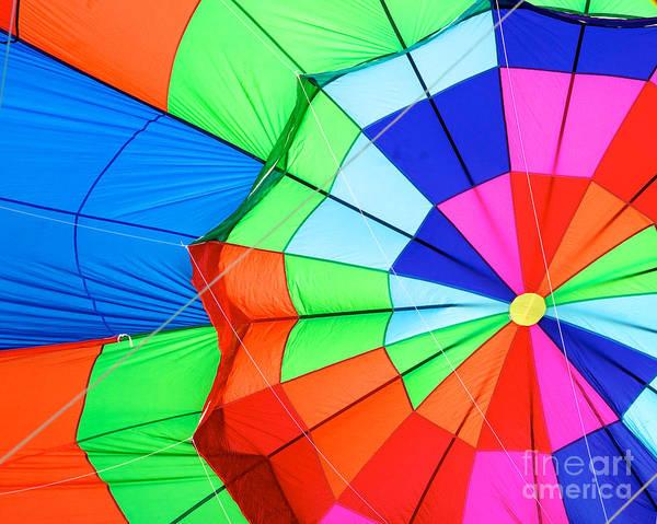 Photograph - Color Wheel Take 2 by Mark Dodd