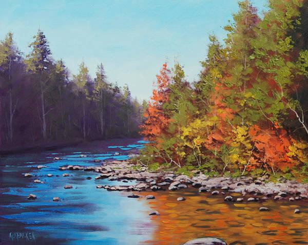 Gercken Painting - Colorado River by Graham Gercken