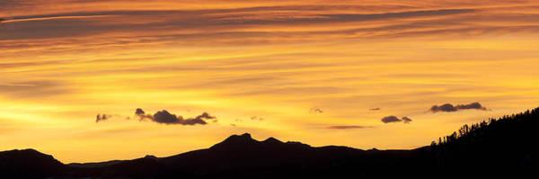 Wall Art - Photograph - Colorado Sunrise Landscape by Beth Riser