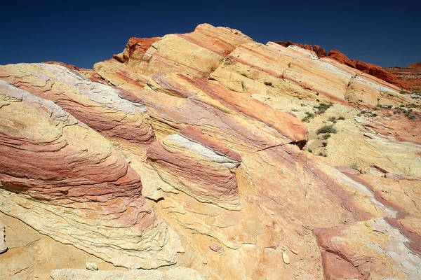 Photograph - Colorful Rock Formation Valley Of Fire by Pierre Leclerc Photography