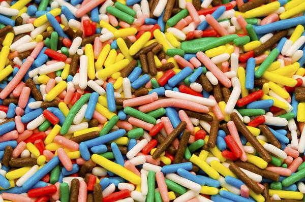 Photograph - Colorful Sugar by Fabrizio Troiani