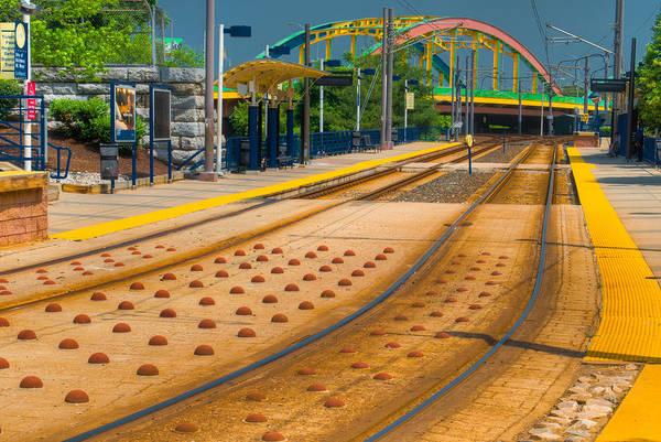 Photograph - Colorized Bridge by Dennis Dame