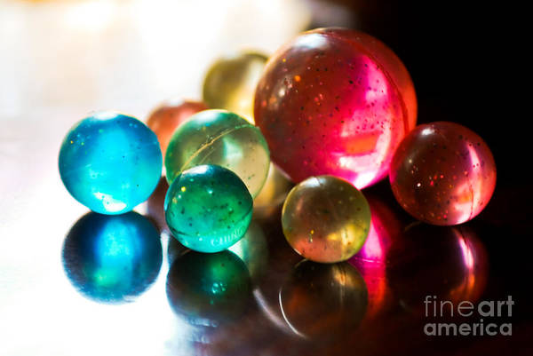 Eye Ball Photograph - Colors Of Life by Syed Aqueel