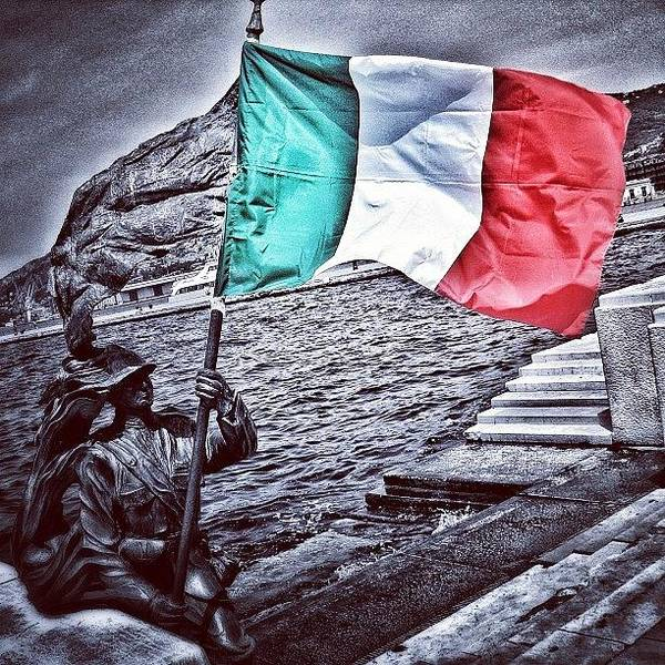 Wall Art - Photograph - #colorsplash #italy by Brandon Harris