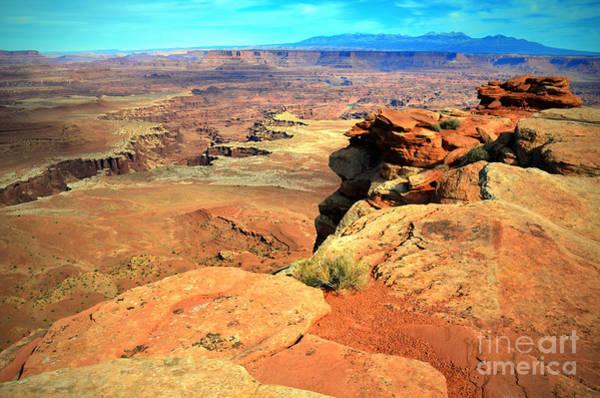 Photograph - Colourful Canyon by Tara Turner