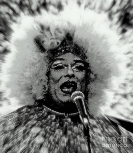 Unisex Photograph - Concert At Central Park 3 by Padamvir Singh