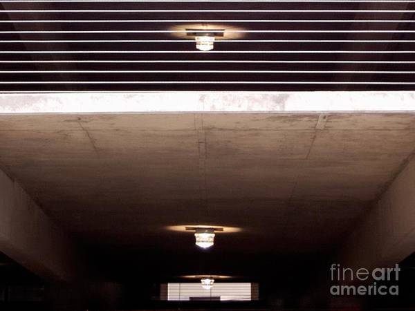 Photograph - Concrete Lights by Steven Milner