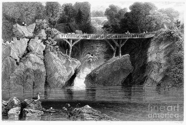 Photograph - Connecticut: Norwich, 1839 by Granger