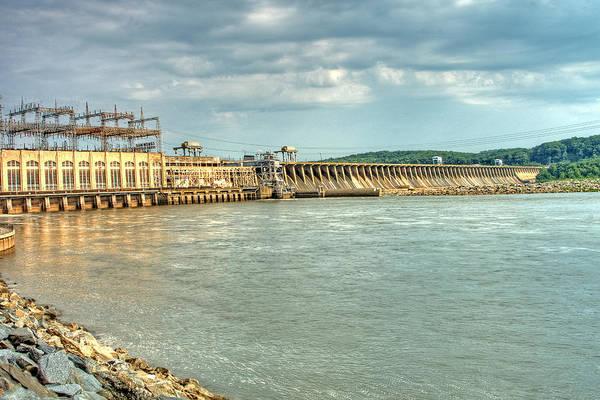 Photograph - Conowingo Dam by Craig Leaper