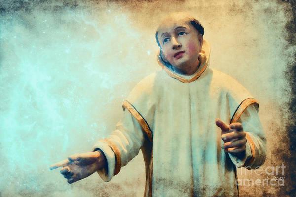 Photograph - Conversation With God by Jutta Maria Pusl