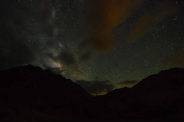 Laurel Photograph - Convict Lake Milky Way Galaxy by Scott McGuire