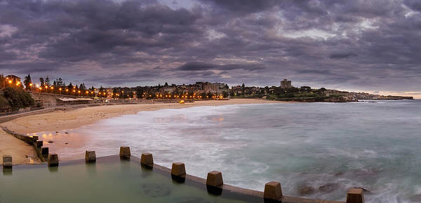 Photograph - Coogee Bay - Sydney Nsw by Mark Lucey