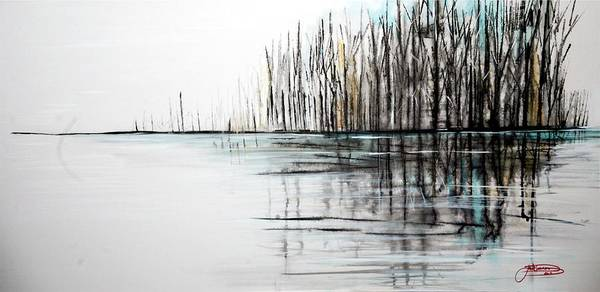 Painting - Cool Day by Jack Diamond