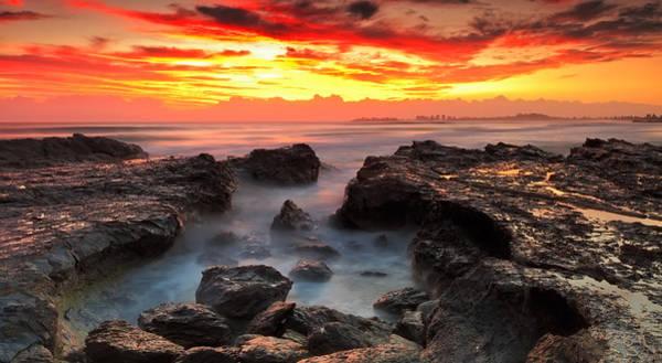 Photograph - Coolongatta Gold by Mark Lucey