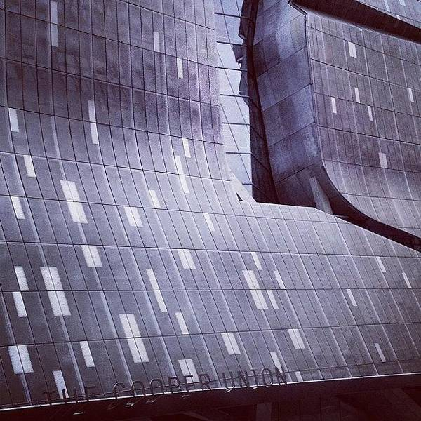 Queens Wall Art - Photograph - Cooper Union by Randy Lemoine