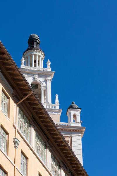 Photograph - Coral Gables Biltmore Hotel Tower by Ed Gleichman