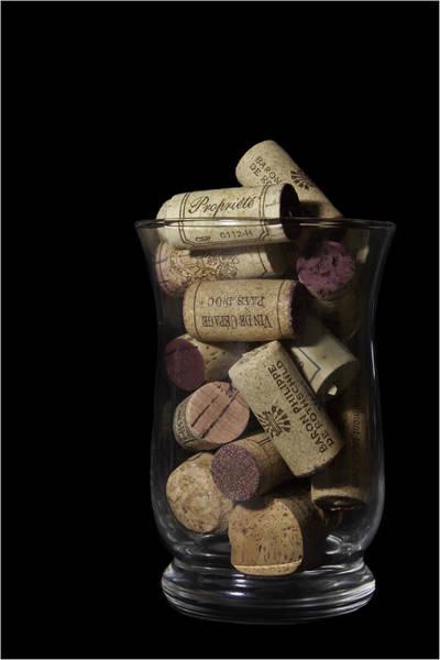 Vin Wall Art - Photograph - Corked by Nigel Jones