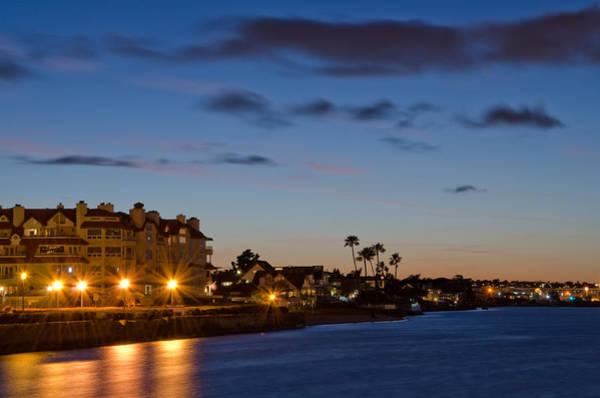 Photograph - Coronado Sunset by Margaret Pitcher