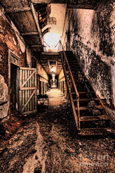 Wall Art - Photograph - Corridor Creep by Andrew Paranavitana