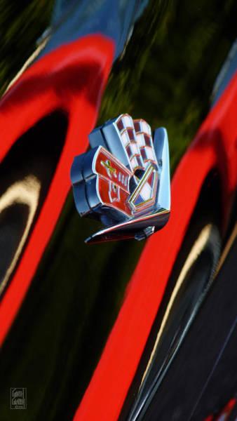 Wall Art - Photograph - Corvette Flags by Garth Glazier