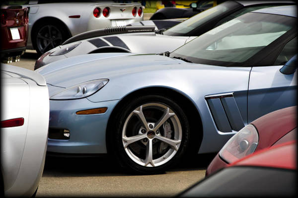 Wall Art - Photograph - Corvette Heaven by Ricky Barnard