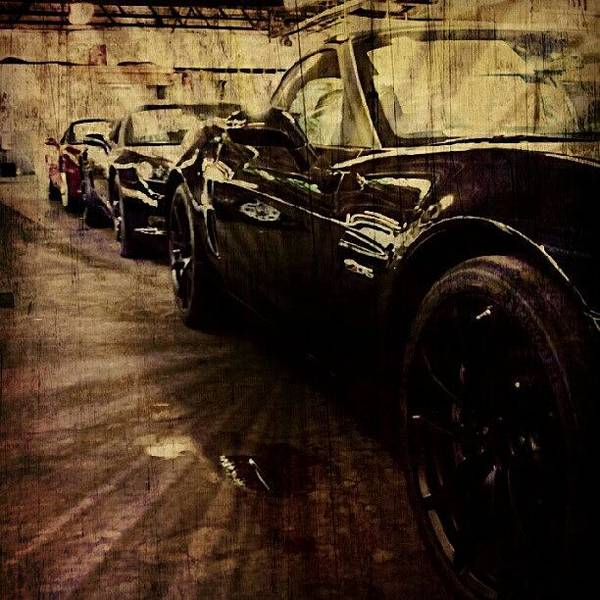 Sports Cars Photograph - Corvette by Josh Lang