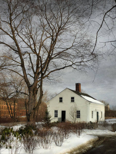 Photograph - Cottage By The Mill by Robin-Lee Vieira