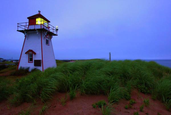 Prince Edward Island Photograph - Cove Head Lighthouse by Rick Berk