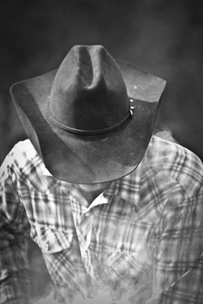 Photograph - Cowboys Signature 2 by Diane Bohna