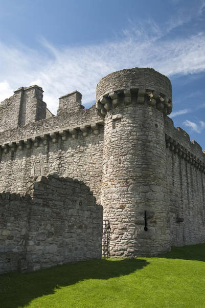 Wall Art - Photograph - Craigmillar Castle II by Gloria & Richard Maschmeyer