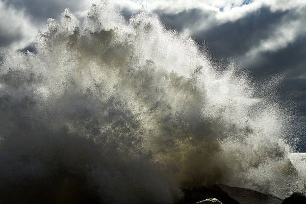 Photograph - Crashing Surf by Phil Koch