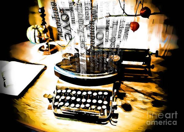 Digital Art - Creative Process by Ariadna De Raadt