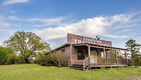 Photograph - Crestview Trading Post by Mike Covington