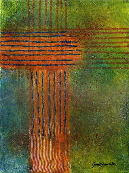 Painting - Crossroads by The Art Of JudiLynn