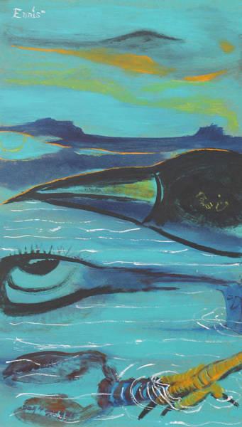 Crow And Craw Art Print