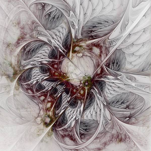 Wall Art - Digital Art - Crowd Of Sorrows by NirvanaBlues