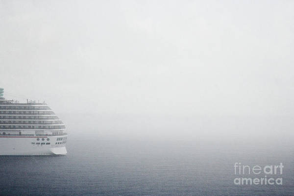 Aft Photograph - Cruise Ship by Andersen Ross
