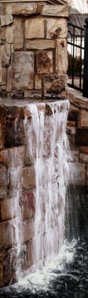 Rader Photograph - Crying Waterfall by Kelly Rader