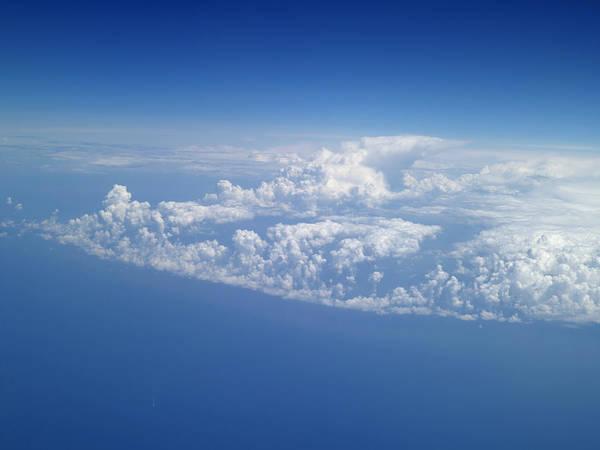 Hammerhead Photograph - Cumulonimbus Storm Clouds by Detlev Van Ravenswaay