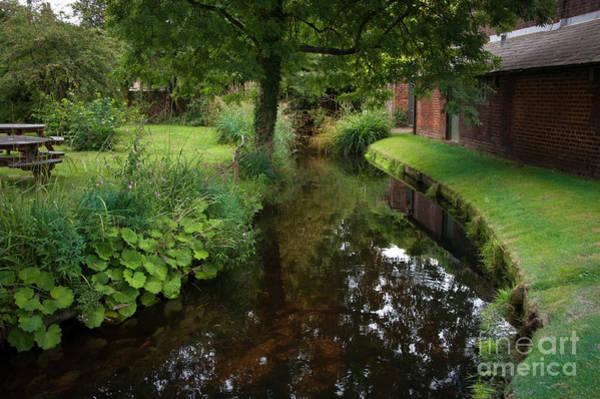 Wall Art - Photograph - Curvy Canal by Donald Davis