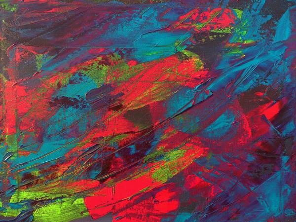 Painting - Cy Fyd 1 by Cyryn Fyrcyd
