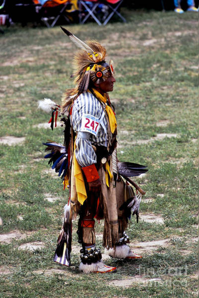 Crazy Horse Photograph - Dancer 247 by Chris Brewington Photography LLC