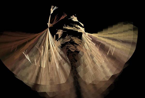 Digital Art - Dancers by Rich Stedman