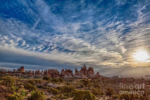 Doll House Photograph - Dancing Light And Clouds 3 by Scotts Scapes