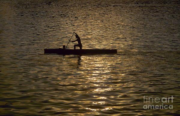 Photograph - Danube Scene, C1974 by Granger