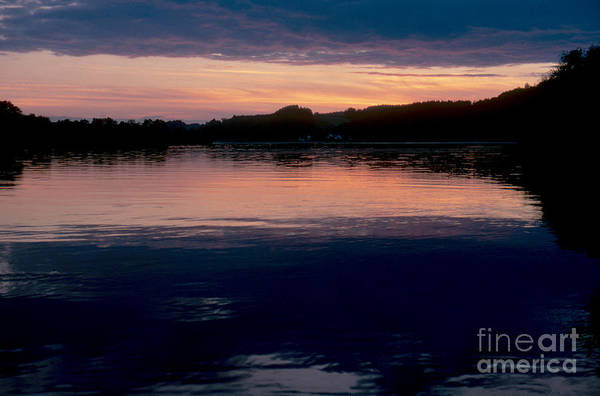 Photograph - Danube: Sunset by Granger