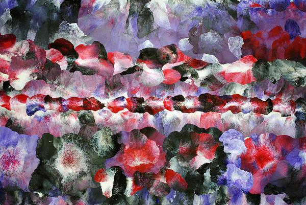 Fluid Acrylic Painting - Daqtar by Sumit Mehndiratta