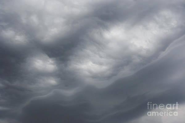 Dard Sky Before Storm Art Print